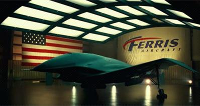 Компания Ferris Air в сериале