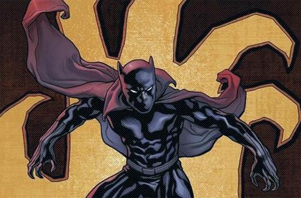 Чёрная Пантера в 3 фазе Marvel