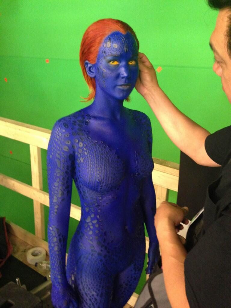 x rated x men scene with mystique getting spit roasted  143136