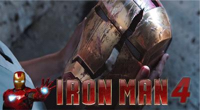 Железный Человек 4 - начало