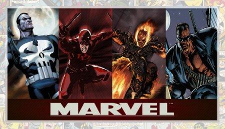 4 супергероя вернулись к компании Marvel
