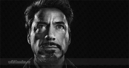 Портреты Мстителей от Марко Гроба