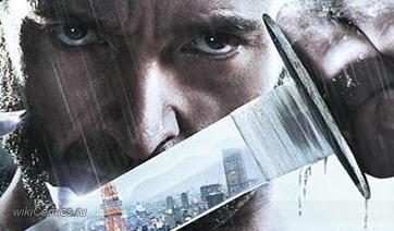 Новый японский плакат для Росомахи