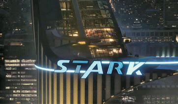 Башня Старка в новом фильм Новый Человек-Паук 2
