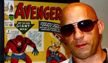 Вин Дизель немного о переговорах с Marvel