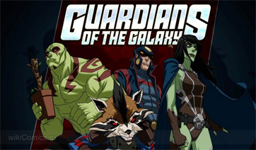 Человек-Паук встретится со Стражами Галактики