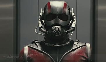 Человек-муравей в фиьме