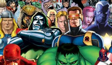 Marvel и их планы вплоть до 2021 года