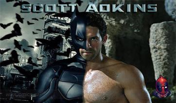 Еще один кандидат Скотт Эдкинс на роль Тёмного Рыцаря