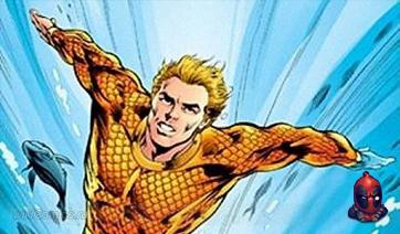 Warner Bros. планирует анимационном фильм про Аквамена?