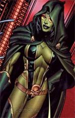 Гамора (англ. Gamora)