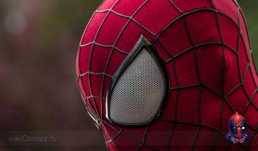 Новый Человек-паук, производственные фотографии