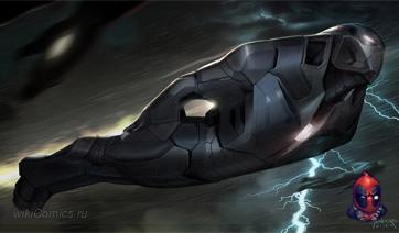 Иллюстрации брони Тони Старка