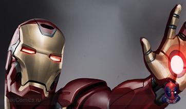 Новые фото от Фил Сондерс для Iron Man 3