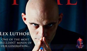 Ещ один кандидат на роль Лекса Лютора?