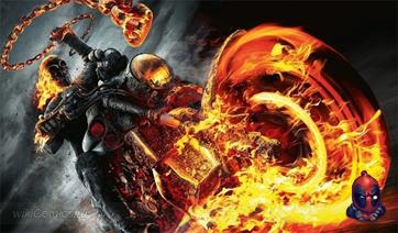 Призрачный Гонщик вернулся к Marvel Studios