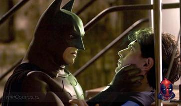 Бэтмен, не станет новичком в фильме