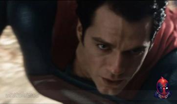 Человек из Стали, Blu-ray трейлер