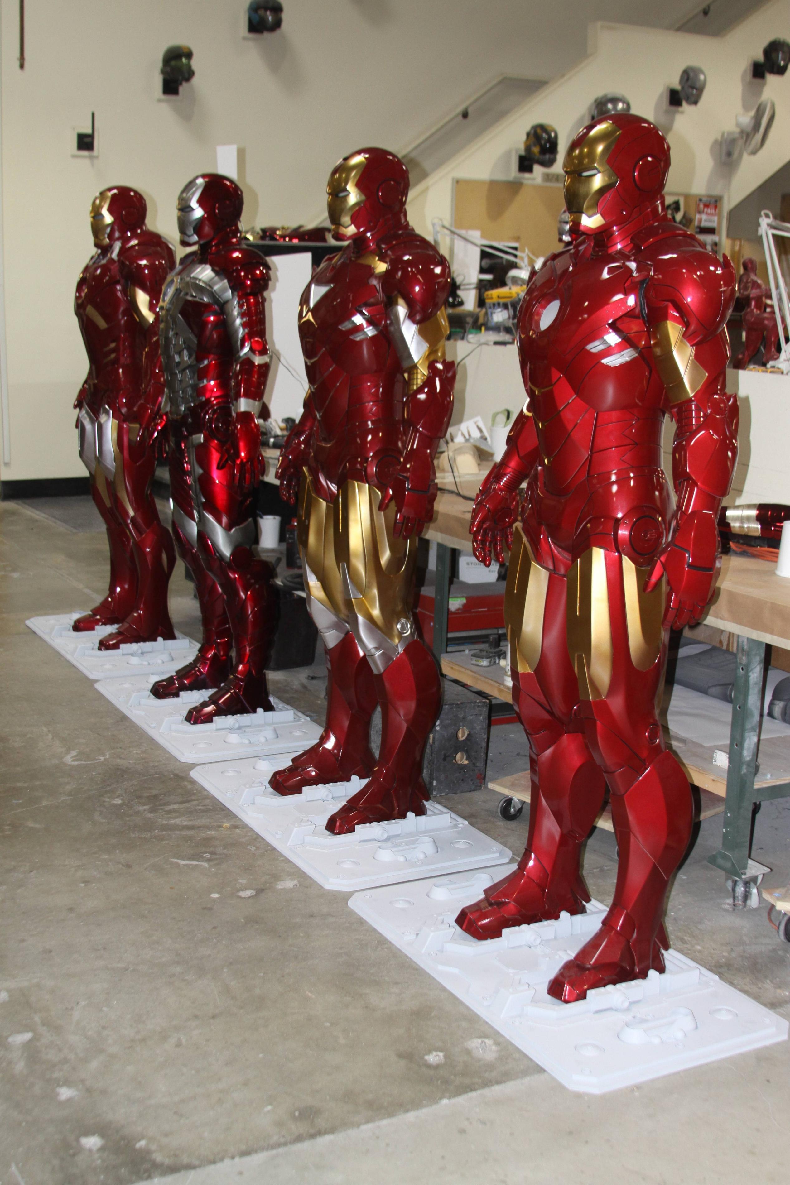 Как сделать железного человека Чертежи костюма железного 24