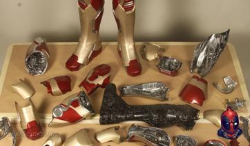 Как создавались кастюмы Тони Старка для фильма