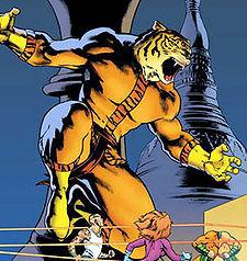 Бронзовый Тигр (англ. Bronze Tiger)