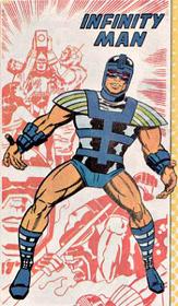 Человек-бесконечность (англ. Infinity-Man)