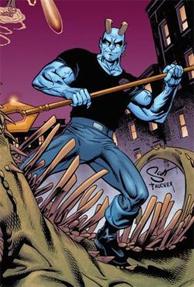 Синий Дьявол (англ. Blue Devil)