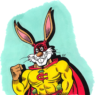 Капитан Каррот (англ. Captain Carrot)