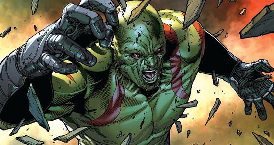Дракс Разрушитель (Drax the Destroyer)