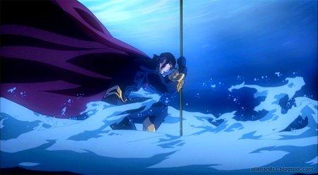 Лига справедливости трон атлантиды