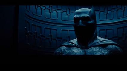 Тизер-трейлер «Бэтмен против Супермена»