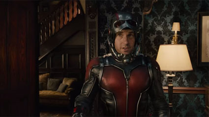 Новый ТВ-спот к фильму Человек-муравей