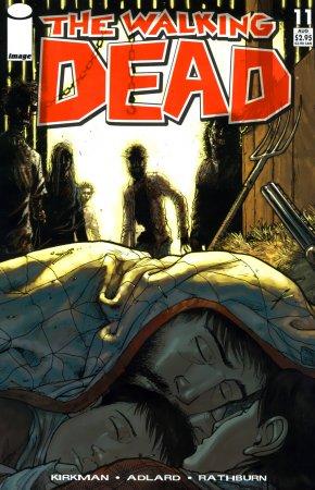 Ходячие мертвецы #011