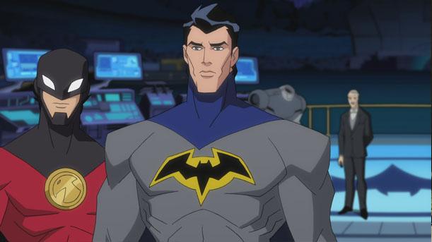 Бэтмен появляется в