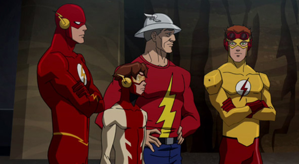 DC Animated Films - Comics Come To Life - YouTube
