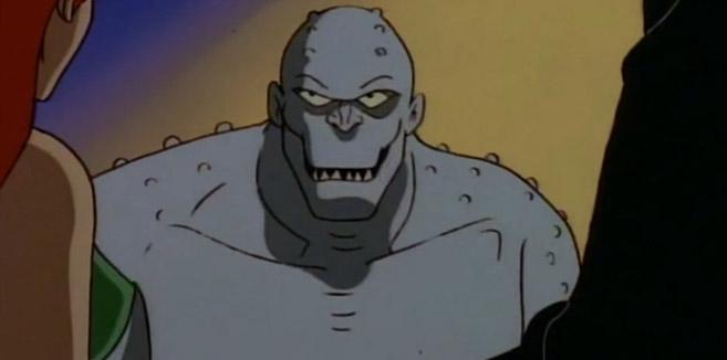Киллер Крок в мультсериале Бэтмен