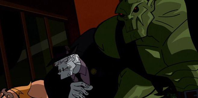 Киллер Крок в мультсериале Бэтмен: Отвага и смелость