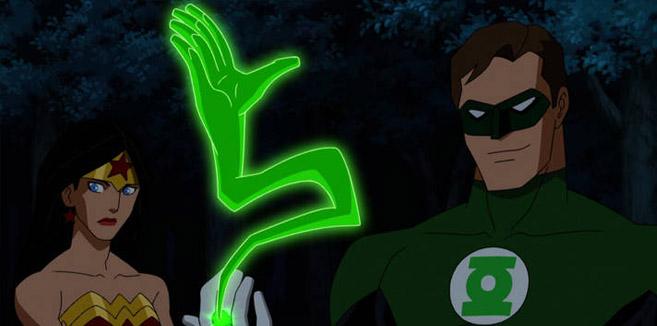 Зелёный Фонарь в Лига справедливости: Гибель
