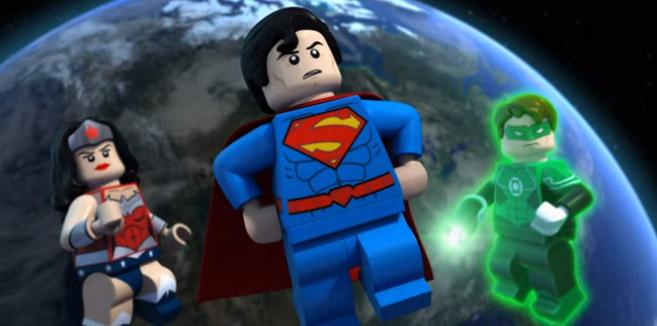 Зелёный Фонарь (Хэл Джордан) в Lego DC Comics Super Heroes: Justice League: Cosmic Clash