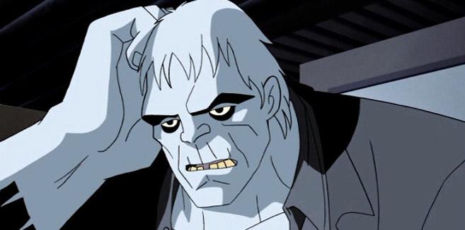 Соломон Гранди в мультсериале Лига справедливости