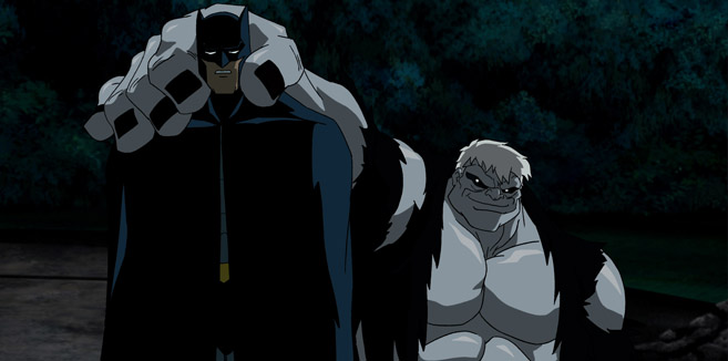 Соломон Гранди в Супермен/Бэтмен: Враги общества