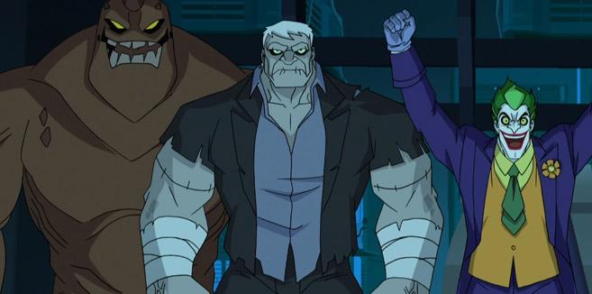 Соломон Гранди в Безграничный Бэтмен: Хаос