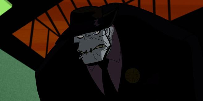 Соломон Гранди в мультсериале Бэтмен: Отважный и смелый