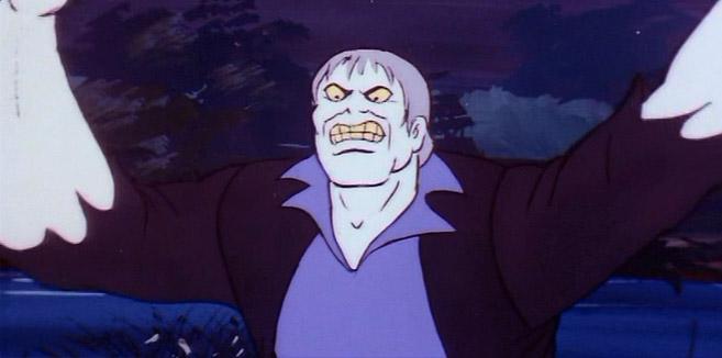 Соломон Гранди в мультсериале Супер друзья