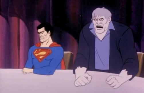 Соломон Гранди в мультсериале Вызов Супер-друзеи774;