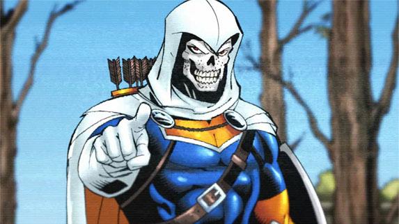 Таскмастер вернулся к Marvel