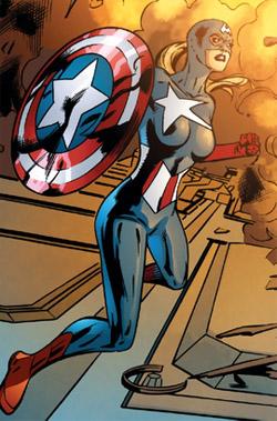 Капитан Америка (Ава)