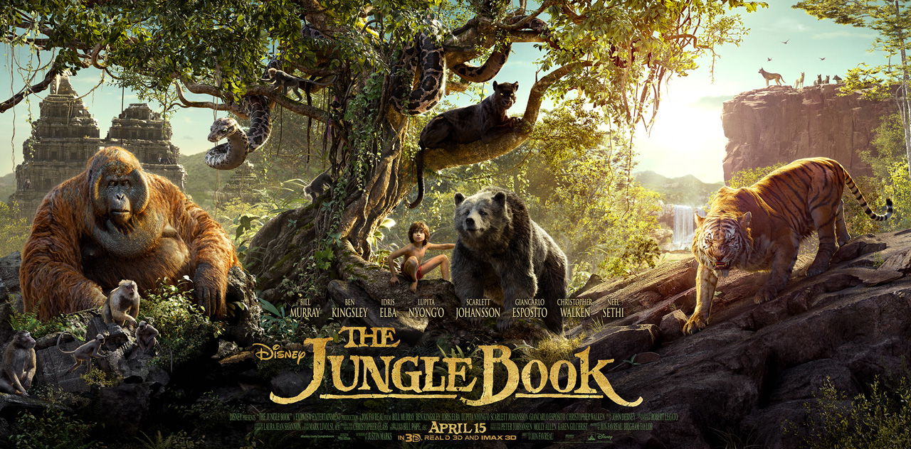 смотреть онлайн книга джунглей 2016 в качестве hd