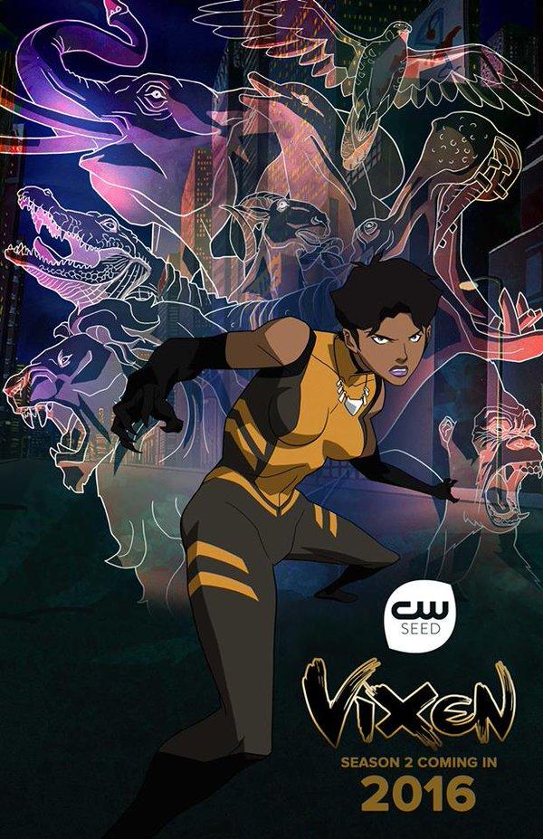 Постер 2-го сезона мультсериала