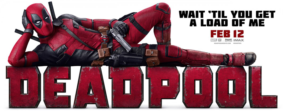 Deadpool (2016) DVDScr Tamil Dubbed Movie Watch Online